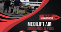 Use Air Ambulance Services in Bangalore