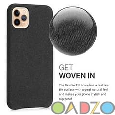 Fabric Case For iPhone 11 Pro Online India