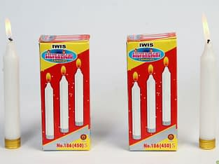 CANDLES MANUFACTURE BUSINESS