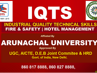 Diploma in fire safety courses – IQTS Marthandam