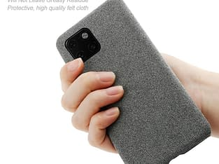 iphone 11 Fabric Back Cover Online India