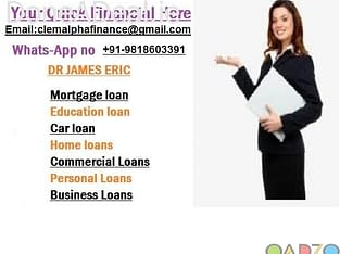 Fast and secure financial offer