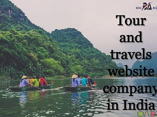 Best Tour And Travel Website Development In India