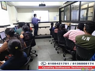 Quality Software Technologies ( Thane )