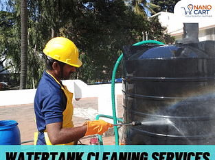 Find Best Watertank Cleaning Services in Bangalore