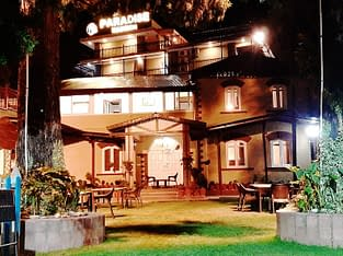 Best Hotel at Location Mussoorie