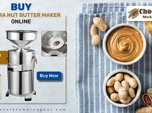 Best Quality Commercial Peanut Butter Machine