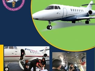 Choose the Extensive Air Ambulance Service in Dibr