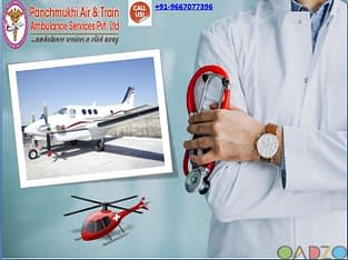 Book Safest Air Ambulance Service in Allahabad