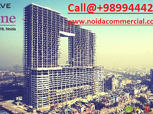 Wave One Noida Office Space and Shops Price List