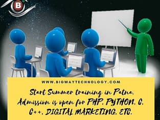 The Summer Training In Patna Has Started To Learn