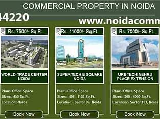 Commercial projects in India , No 1 Commercial