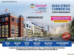 Buy Property in Delhi in Commercial Projects