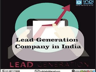 Get the best lead generation company in india