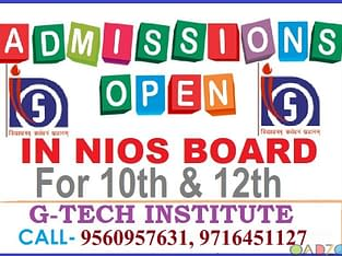 NIOS ON DEMAND EXAM AND ADMISSION IN NOIDA