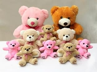 Buy Small Size Soft Toys Online From MyFlowerTree