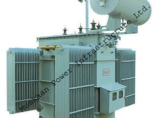 Oil Immersed Power Transformers manufacturer India