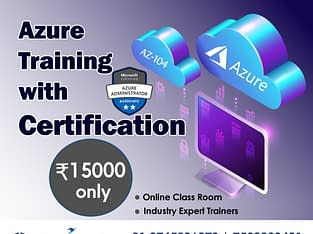 AZURE TRAINING WITH CERTIFICATION