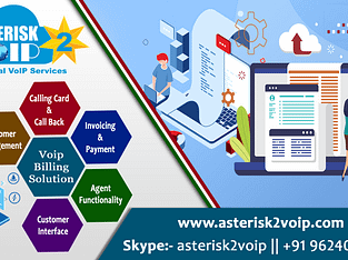 Voip Billing Solution by Asterisk2voip Technologie