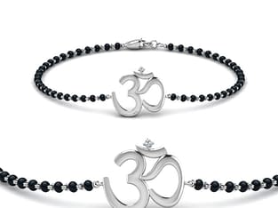 Buy Silver Rakhi For Brother From MyFlowerTree