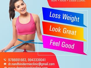 Weight loss / 10 – 15 inch loss in One Month