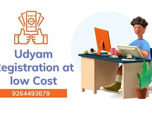 Udyam Registration at low cost
