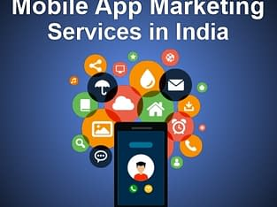 Best mobile app marketing services in india