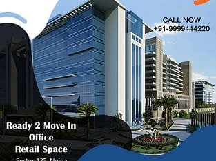 Assotech Business Cresterra Office Spaces Price