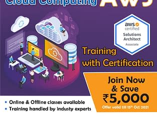 Aws Training With Certification