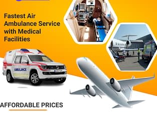 Get Most Prominent Air Ambulance in Chennai