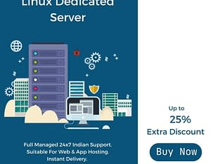 Low Cost Linux Dedicated Server