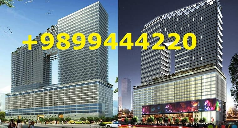 Commercial Project in Wave One Noida