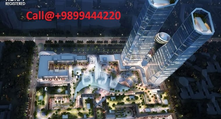 Bhutani Infra Cyberthum Sector 140A Noida — An Ideal Commercial Project to Invest! rytr