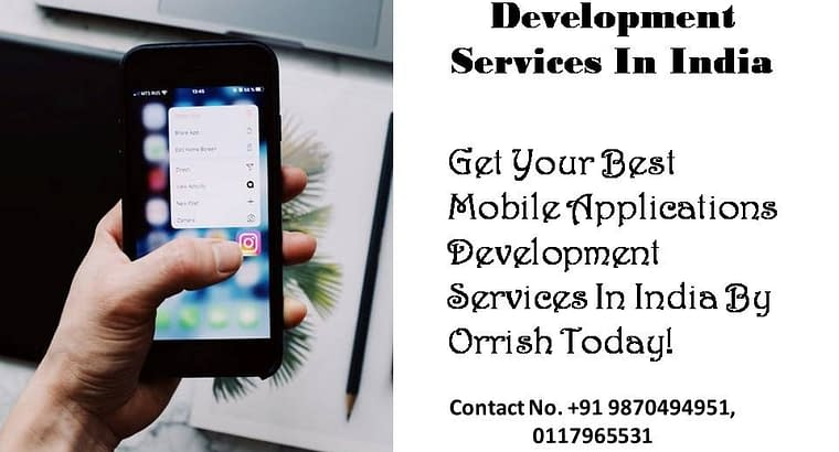 Orrish Android App Development Services in India