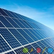 Solar Power Plant Project Opening