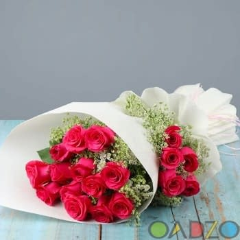 Celebrate Your Friend ' s First Job with Flower